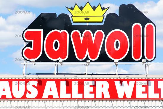 Jawoll non-food discounter