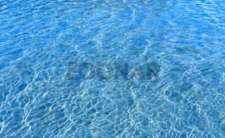 Wasser Hintergrund in Swimming Pool