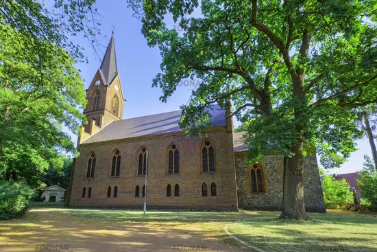 Church St. Michael Werneuchen, Brandenburg, Germany