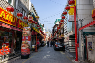 streets of busan chinatown