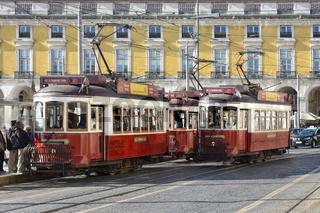 Stadtansichten Lissabon VIII