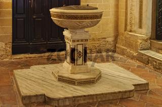 Baptismal Font - Palermo