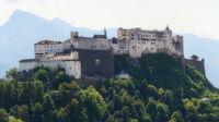 Salzburg - Hohensalzburg Fortress, Austria