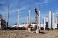 Bauphase neues Stadion SC Freiburg