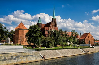 Wroclaw, Martinikirche