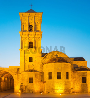 Church Saint Lazarus Larnaca Cyprus