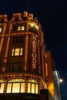 Harrods, London, Great Britain