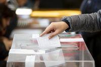 Casting vote ballot box envelope