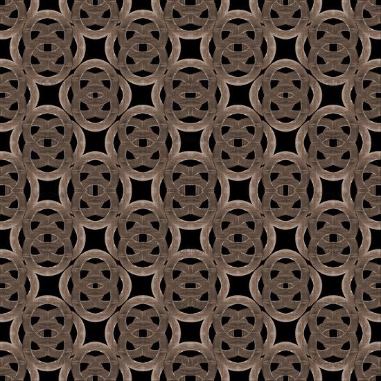 Interlace Wooden Surface Seamless Pattern