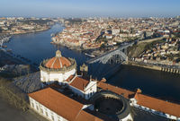Serra do Pilar Monastery and Bridge