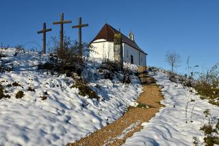 St. Anna Kapelle auf dem Kornbühl,  Schwäbische Alb