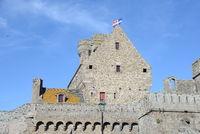 Castle in Saint-Malo