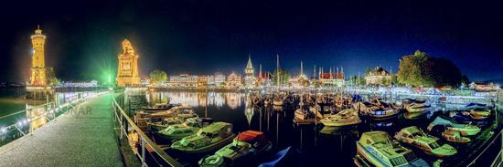 Harbor Lindau   Lake Constance