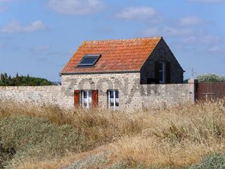 Haus in der Normandie