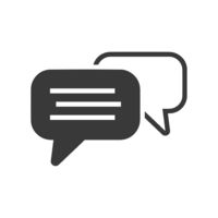 Messaging Icon Vector