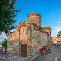 Church of Saint John the Baptist in Nessebar, Bulgaria
