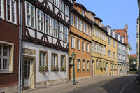 Hanover - Old town alley, Germany