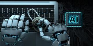 Robot Hands Notebook D-Lock Processor
