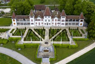 Schloss Waldegg, Feldbrunnen-St. Niklaus bei Solothurn, Schweiz