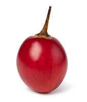 Tamarillo on White background