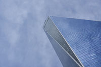 The One World Trade Center in New York