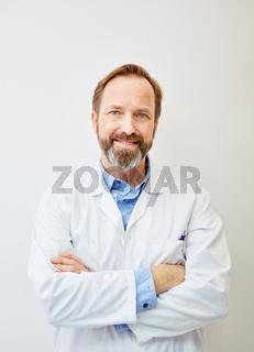 Erfolgreicher Arzt als Zahnarzt oder Oberarzt