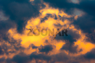 Dramtic Sky Background