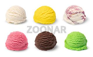 ice cream ball