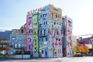 Happy Rizzi House in Brunswick or Braunschweig Germany