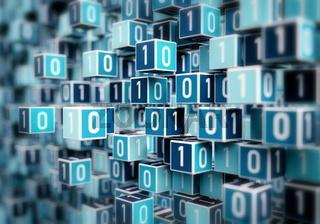Internet Big Data Management Concept