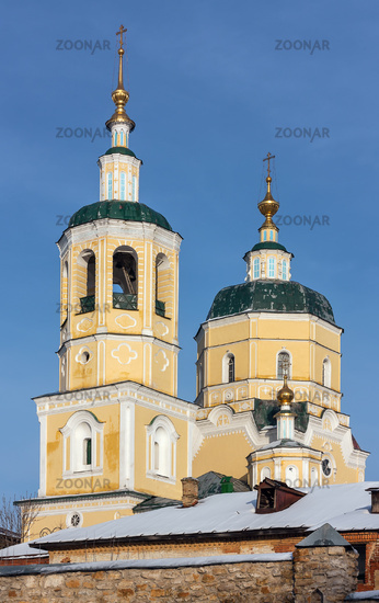 Church Proroka Iliii, Serpukhov, Russia