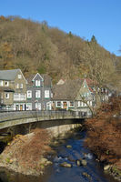 Village of Solingen-Unterburg in Bergisches Land,North Rhine westphalia,Germany