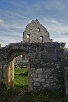 castle Hohenurach near Bad Urach, Swabian Alb