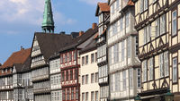Hanover - Historic old town, Germany