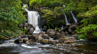 Inversnaid Waterfalls