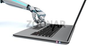 Humanoid Robot Notebook