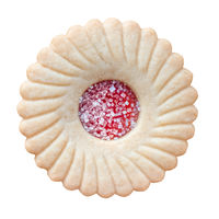 Retro Vintage British Biscuit