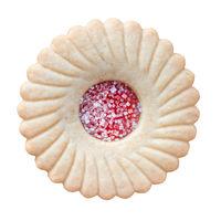 Retro Vintage British Biscuit