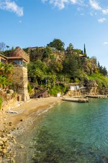 Mermeli City Beach Kaleici Antalya Turkey V