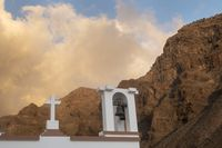 Kapelle der Eremita Guadelupe auf der Insel Gomera
