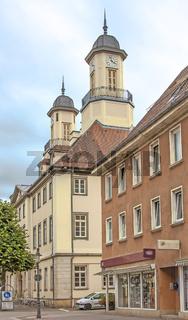 Rathaus Tuttlingen im Schwarzwald