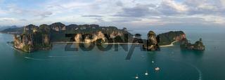 Railay and Pranang beach, Thailand
