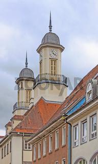 Rathaustürme Tuttlingen