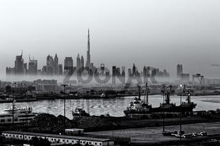 Dubai - Burj Khalifa.