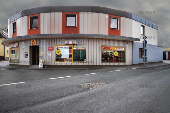 The round shop