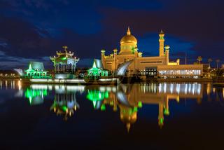 Brunei Darussalam, Bandar Seri Begawan