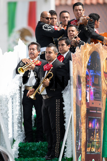 Mexican Independence Parade