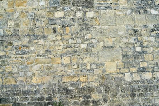 Alte Steine als Mauer Hintergrund Textur