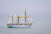 Three Masted Barque