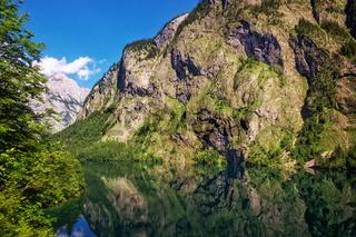 Paradies Obersee